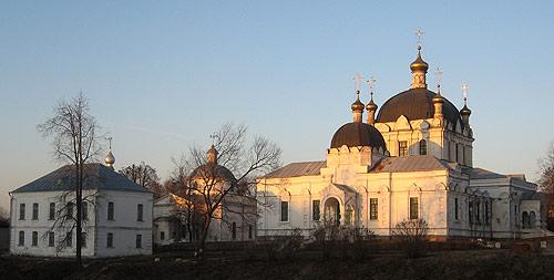 Гагарин, краеведческий музей в соборе Благовещения Пресвятой Богородицы